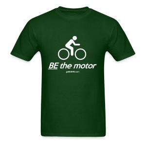 BE the motor - Men's - Men's T-Shirt