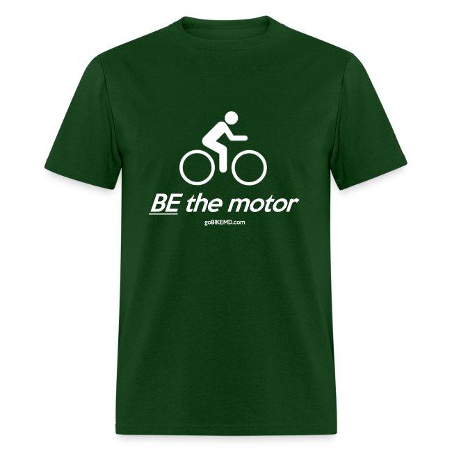 BE the motor - Men's