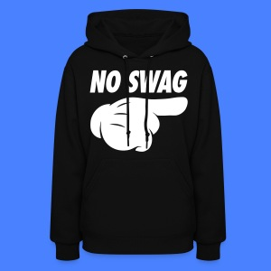 No Swag Hoodies - stayflyclothing.com - Women's Hoodie