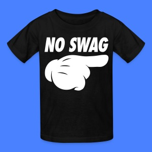 No Swag Kids' Shirts - stayflyclothing.com - Kids' T-Shirt