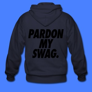 Pardon My Swag Hoodies - stayflyclothing.com - Men's Zip Hoodie