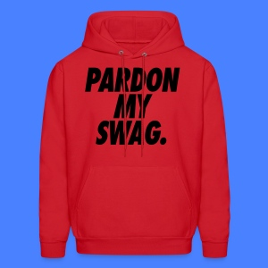 Pardon My Swag Hoodies - stayflyclothing.com - Men's Hoodie