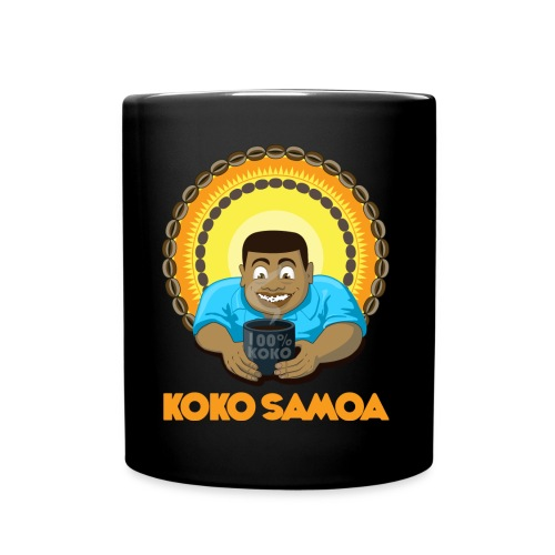 Samoan Chocolate - Full Color Mug