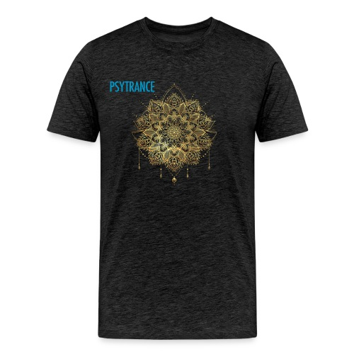 Psytrance logo shirt - Men's Premium T-Shirt