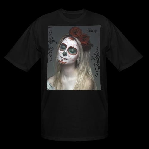 013 Sugar Skull - Men's Tall T-Shirt