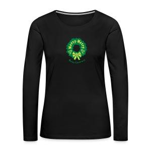 Merry Merry - Women's Premium Long Sleeve T-Shirt