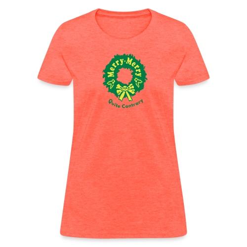 Merry Merry - Women's T-Shirt