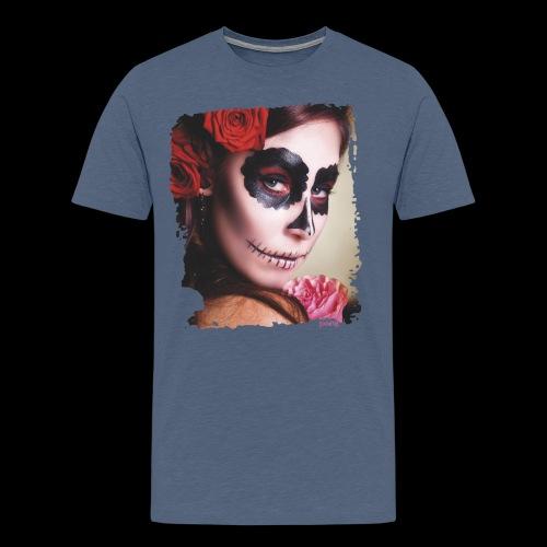 018 Sugar Skull - Men's Premium T-Shirt