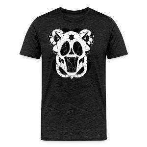 Halloween Skull T-Shirts - Men's Premium T-Shirt