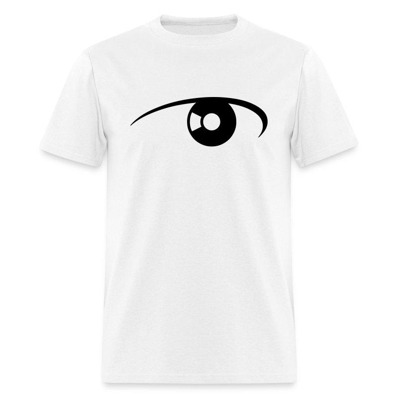 Global Surveillance eye logo T-shirt - Men's T-Shirt