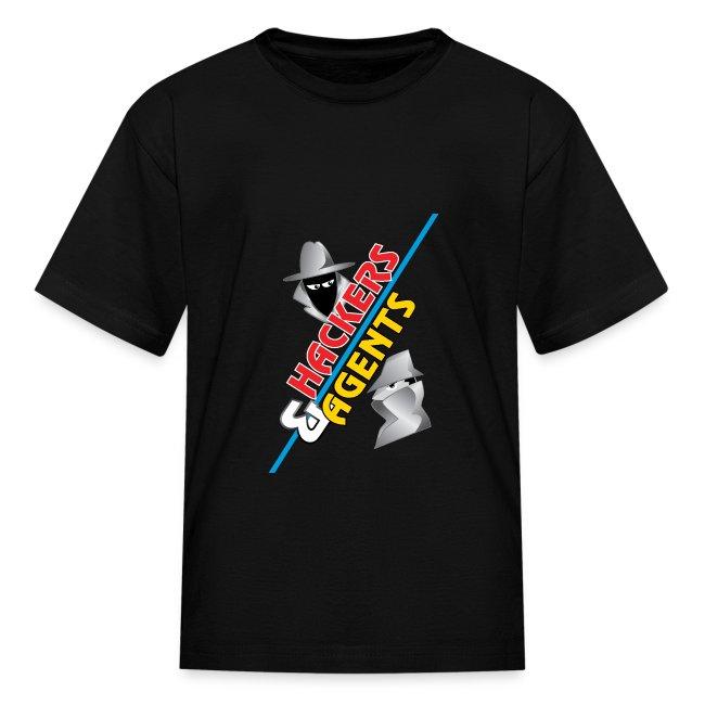 Hackers & Agents Kids Shirt