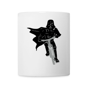 Vader on Bike - Coffee/Tea Mug