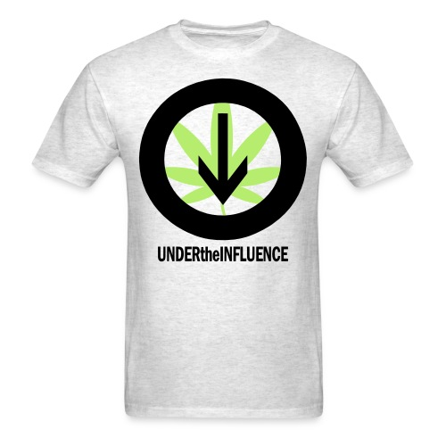 Under The Influence - Men's T-Shirt