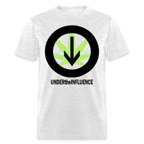 Under The Influence - Men's T-Shirt