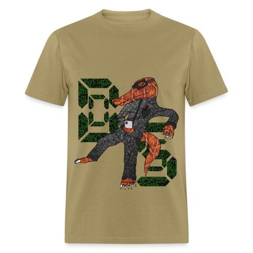 Tech-Geck  - Men's T-Shirt