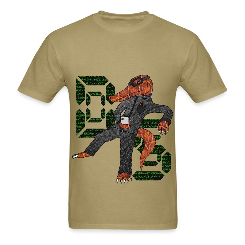 Tech-Geck  - Men's T-Shirt
