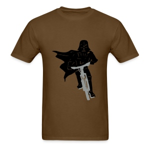 Vader on Bike - Men's T-Shirt