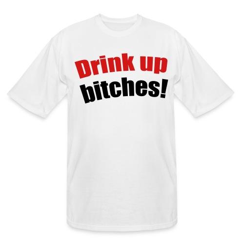 DRINK UP - Men's Tall T-Shirt