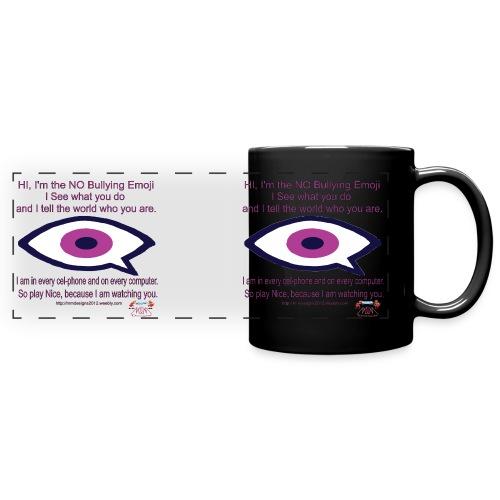 No Bullying  - Full Color Panoramic Mug