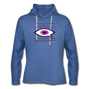 No Bullying  - Unisex Lightweight Terry Hoodie