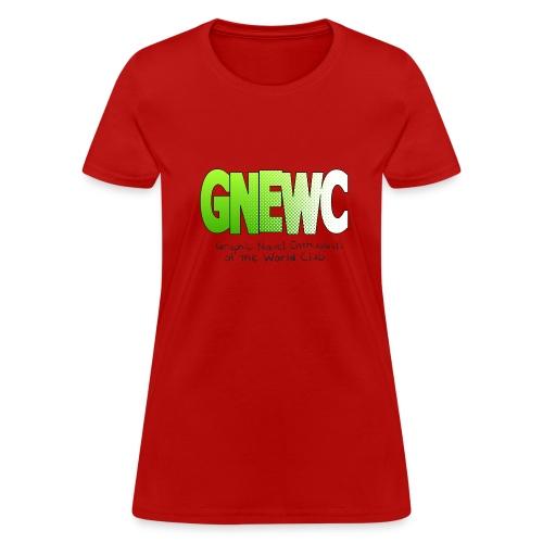 GNEWC - Women's official T-shirt - Women's T-Shirt
