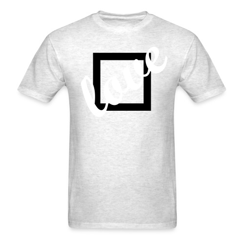 Love Doesn't Fit in a Box - Men's T-Shirt
