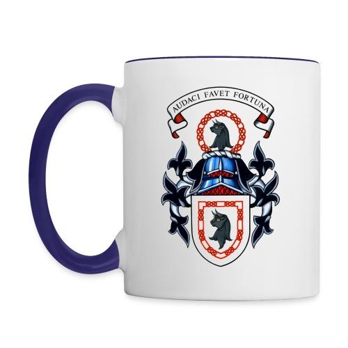 Turnbull Arms Mug - Contrast Coffee Mug