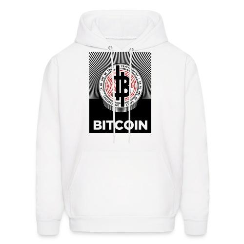Bitcoin - Men's Hoodie