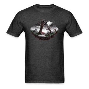Horrorcontest 2017 scribblesirii - Men's T-Shirt