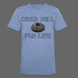 Cider Mill Donuts For Life - Unisex Tri-Blend T-Shirt