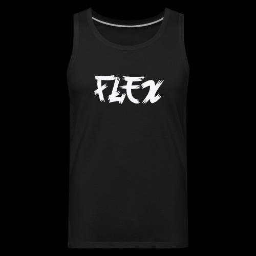 FLEX Muscle Shirt - Men's Premium Tank