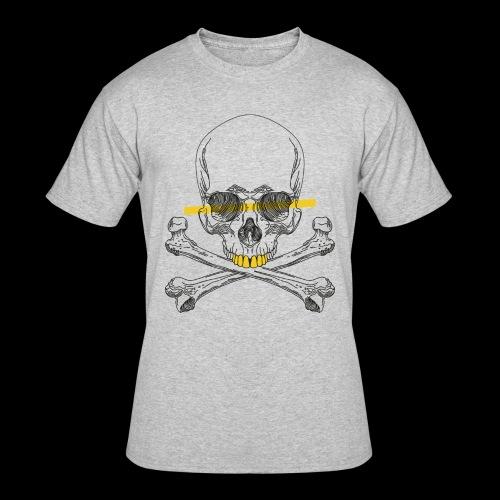 022 Skull - Men's 50/50 T-Shirt
