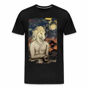 Unicorn Man D - Men's Premium T-Shirt