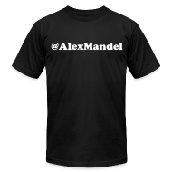 T-Shirts ~ Men's T-Shirt by American Apparel ~ Follow Me - American Apparel