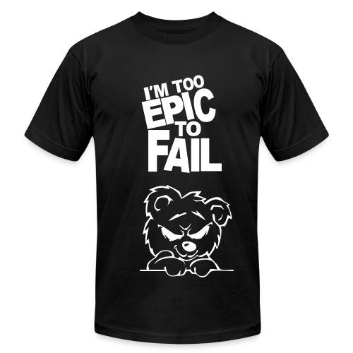 Epic Teddy - Men's Fine Jersey T-Shirt