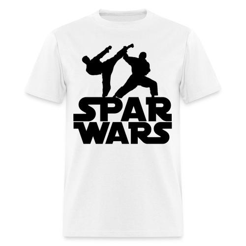 Spar Wars - Men's T-Shirt