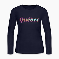 quebec_carnival Long Sleeve Shirts