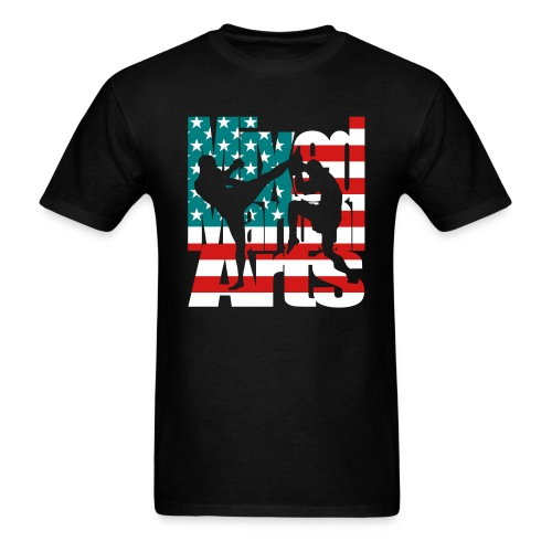 Mixed Martial Arts - Men's T-Shirt