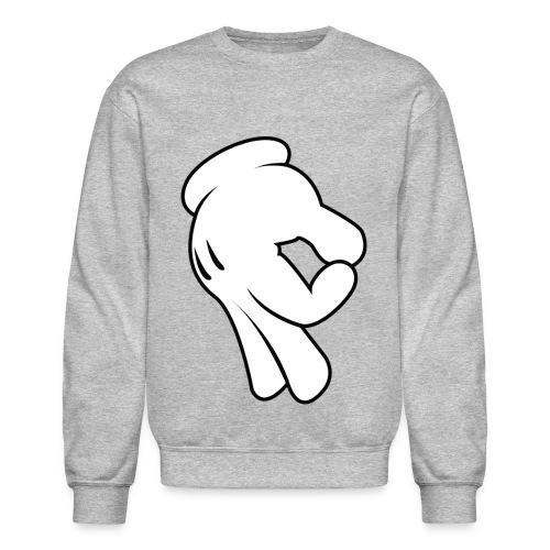 Gottem Mens Crewneck Sweatshirt by AiReal Apparel - Crewneck Sweatshirt