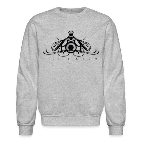 Richie Rich Men's Sweatshirt [black logo] - Crewneck Sweatshirt
