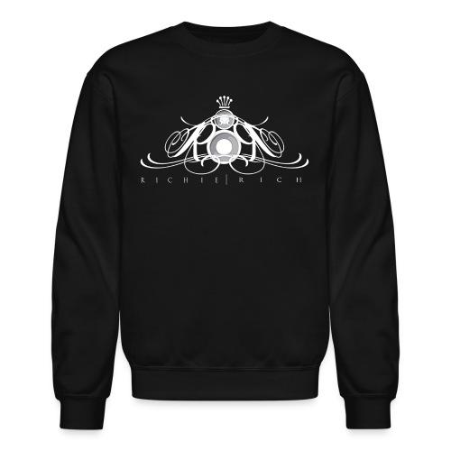 Richie Rich Men's Sweatshirt [white logo] - Crewneck Sweatshirt