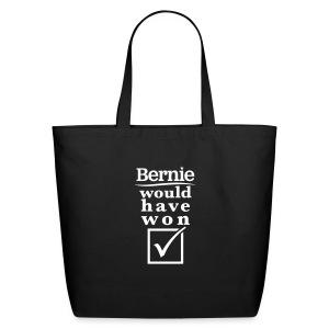 * Bernie Would Have Won! *  - Eco-Friendly Cotton Tote