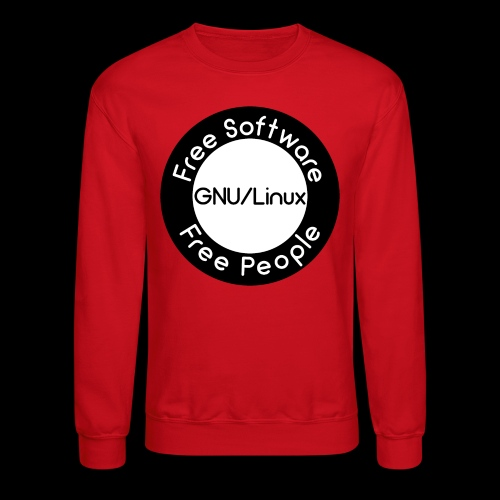 GNU/Linux - Crewneck Sweatshirt