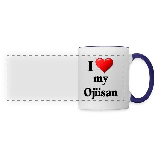 I Love My Ojiisan Mug - Panoramic Mug