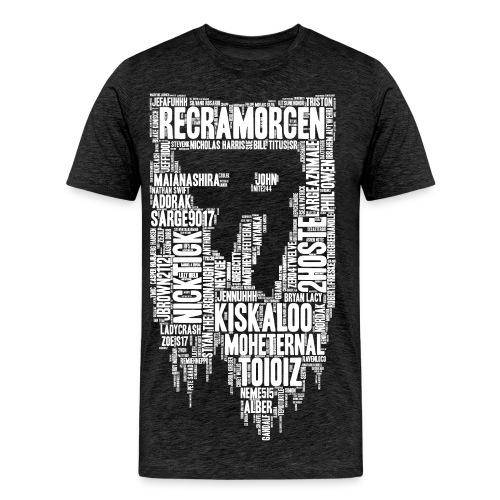 Royal Raiders Men's T-Shirt 2017 (Multiple T-shirt color options) - Men's Premium T-Shirt