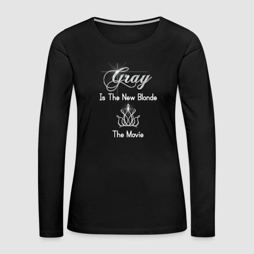 Premium Long Sleeve T-Shirt - Women's Premium Long Sleeve T-Shirt