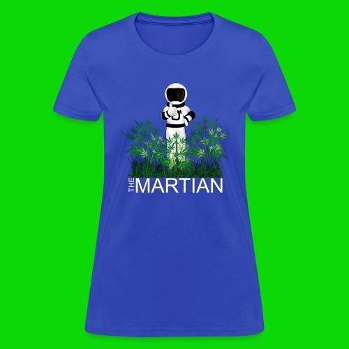 Martian Parody T-Shirt (WOMEN) - Women's T-Shirt