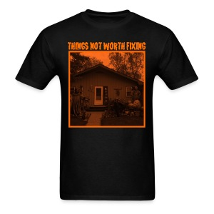 Halloween Decorations Shirt (Black · Created for October) - Men's T-Shirt