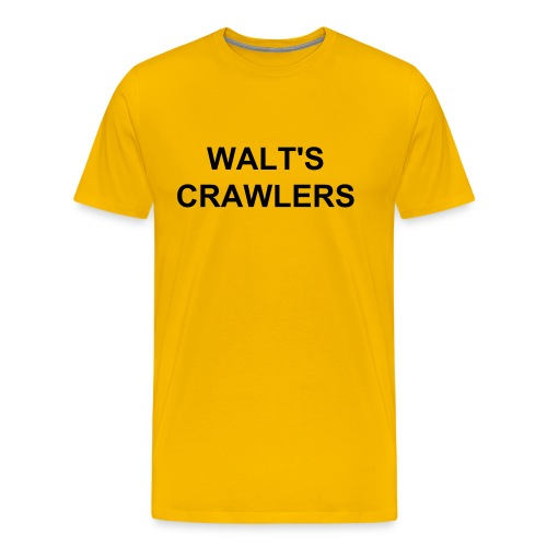 Walt's Crawlers - Men's Premium T-Shirt