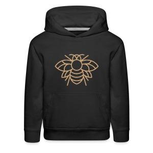 Golden Bee Kids Hoodie - Kids' Premium Hoodie